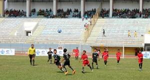 48 Klub Ikuti Open Turnamen Sepak Bola Pemuda Simpang Kelaping