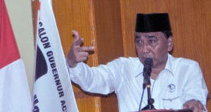 Tarmizi A. Karim : Hapus Regulasi yang Memberatkan Rakyat