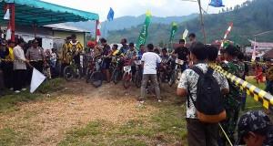 Balapan BMX di Kebayakan Meriah, akan Jadi Event Tahunan