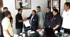 Aceh Resmi Ajukan Diri Tuan Rumah PON XXI 2024
