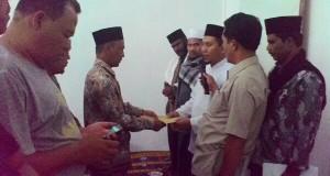 Ahmadi dan Tgk. Syarqawi Bentuk Tim Pemenangan di Permata, Tgk. Maharaja Ketua