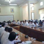 BPK Perwakilan Aceh Rakor Bersama SKPK Bener Meriah Bahas Realisasi Keuangan 2015