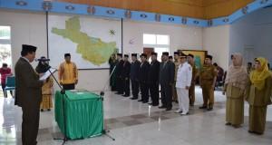 Satu Pejabat Eselon 2 di Aceh Tengah Dikabarkan Mundur