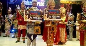 Fadli Nora Iranda dan Sherly Fitriana Win-Ipak Duta Wisata Aceh Tengah 2016