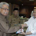 Dana Gampong Aceh Naik 100 Persen; Tahun 2016, Rp3,8 T