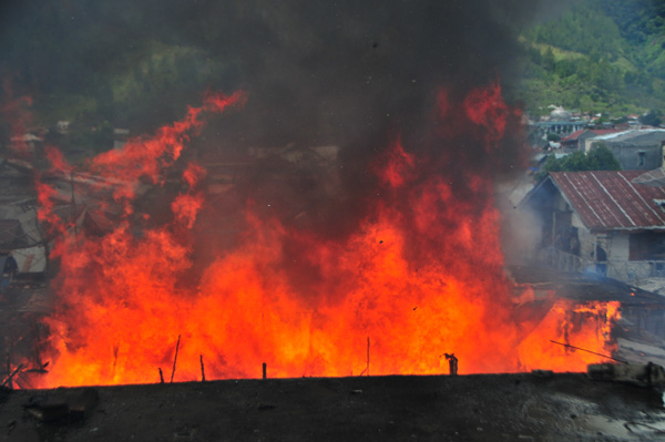 Kebakaran Tetunyung 4