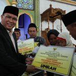 Ayo Rebut 30 Tiket Umroh dari Pemkab Aceh Tengah, Ini Syaratnya