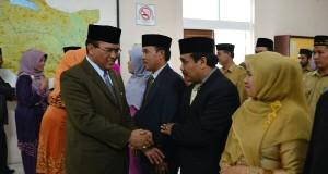 Bupati Aceh Tengah Ingatkan SKPK Jangan Bekerja Sendiri-Sendiri