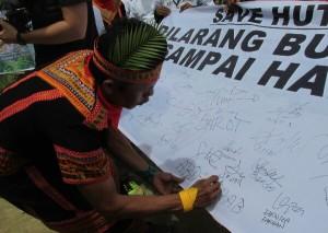 Save Hutan Leuser