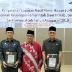 Aceh Tengah Raih WTP Ketujuh