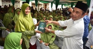 Di Dayah IQ Mendes bilang Al-Qur'an 'Rajah' Selamatkan Bangsa
