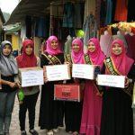 Duta Wisata Aceh Tengah Kumpulkan Rp.21 Juta untuk Anak Yatim