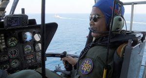 Feri Melala; Anak Petani yang jadi Pilot Heli