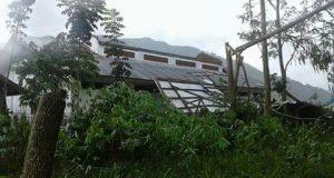 Gedung Kampus Roboh, Presma UGP Sesalkan Lambannya Perbaikan