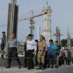 Gubernur Minta Pembangunan Masjid Raya Baiturrahman Banda Aceh Tepat Waktu