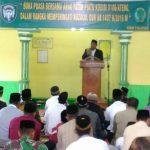 Kodim 0106/AT-BM Peringati Nuzulul Qur'an