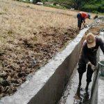 Dukung Upsus Padi, BP3K Bintang Bangun 11 Jaringan Irigasi Perdesaan