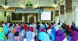 Romantika Ramadhan di Bangku Kuliah