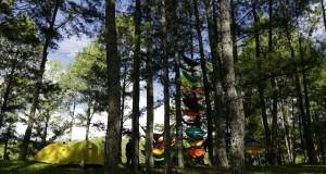Komunitas Hammock Gelar Bukber di Blangtasik Gayo Lues