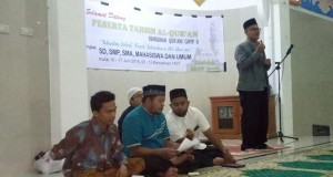 Peserta Ramadhan Qur'ani Camp II Antusias