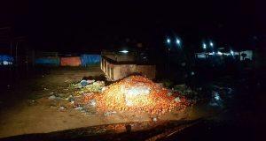 Harga Anjlok, Tomat di Takengon Berlabuh ke Tempat  Sampah