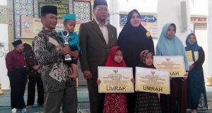 Berhadiah Umrah; Ini Pemenang MTQ Keluarga, Reje dan Imem se-Aceh Tengah