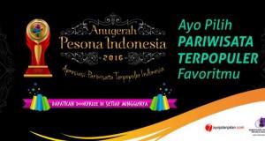 Ayo Vote 'Pantan Terong' Dataran Tinggi Terpopuler Indonesia