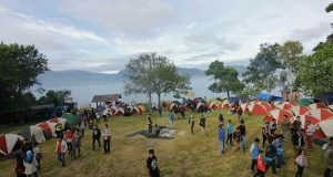 Camping 100 Tenda, Persembahan Berkelas dari Gayo