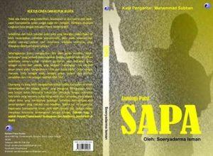 Cover Buku Antologi Puisi Sapa