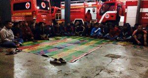 Kecelakaan Saat Padamkan Api di Umang, ini Penjelasan BPBD Aceh Tengah