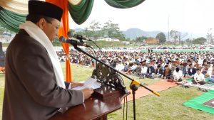 Bupati Aceh Tengah, Ir. H. Nasaruddin, MM