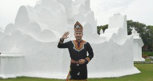 Bujang Gayo ini 1 dari 3 Wakil Aceh Ikut Kapal Pemuda Nusantara 2016