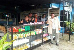 Kios Sampah Lot Kala