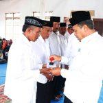 Plt Bupati Bener Meriah Perintahkan Perbaikan Jembatan Bakongan