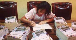 Belum Launching, Buku Travel Diary Ipak Gayo sudah Laris se-Indonesia
