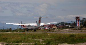 Proving Flight Wings Air di Bandara Rembele Sukses