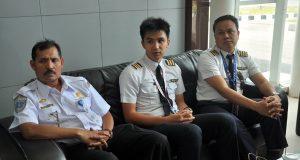 Mendarat Perdana di Bandara Rembele, ini Kata Pilot Wings Air