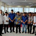 Demokrat Kenalkan Muchsin Hasan Balon Bupati Aceh Tengah