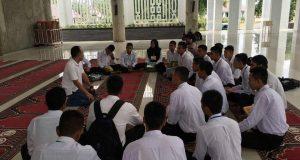Tidak Bisa Baca Al-Qur'an Calon Polisi Aceh Dibina