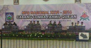 Fahmil Qur'an Aceh ke Semifinal