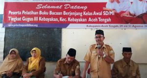 Kadisdik Aceh Tengah: Siswa Perlu Pahami Isi Bacaan