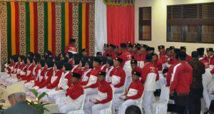 Perumnas Antara; Dusun Kecil 'Pencetak' Anggota Paskibra Aceh Tengah