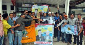 Ahmadi-Syarkawi Klaim Raih Suara Terbanyak di Bener Meriah