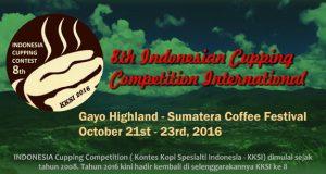 Kontes Kopi di Takengon, Ajang Memilih Kopi Terbaik Indonesia