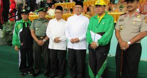 5 Harapan Lukman Hakim Saifuddin pada Peserta Porseni XV Kemenag se-Aceh