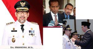 Irmansyah; Putra Gayo Sang Wakil Walikota Jaksel