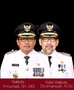 Irmansyah dan walikota jaksel