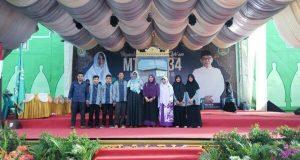 Santri MTs Dayah Insan Qur'ani Juara Fahmil Qur'an di MTQ Kota Banda Aceh