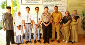 Kerjasama dengan Polda, Disdik Aceh Lahirkan Duta Kantibmas