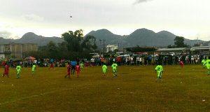 [Porseni XV] Tim Sepak Bola Aceh Tengah Lolos Semifinal